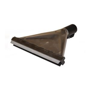 Насадка для чистки пола, треугольная прозрачная, подача пара-аспирация, арт. CVT