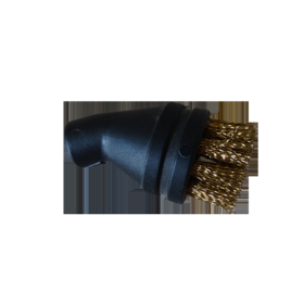 Насадка-щетка со щетиной из латуни для MGK04N, диам. 20 мм, арт. MGLNE